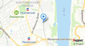Интернет-магазин Рем52 на карте
