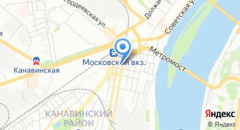 Ресторан Едок на карте