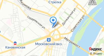 ГБПОУ Нижегородский Губернский колледж на карте