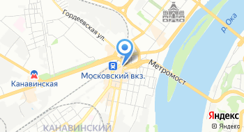 Интернет-магазин Кальян52.рф на карте