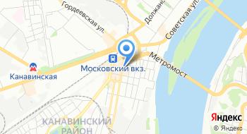 Диспетчерский пункт Московская на карте