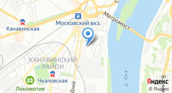 PRO-филь на карте