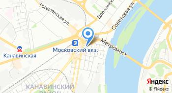 Медицинская Ассоциация-НН на карте