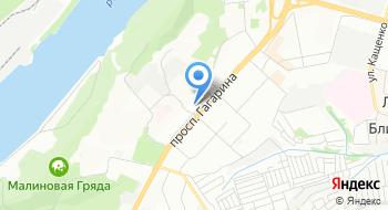 Медицинский центр Медис Приокский на карте