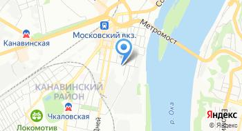 Главное Бюро медико-социальной экспертизы по Нижегородской области №40 на карте