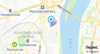 Промодерн на карте