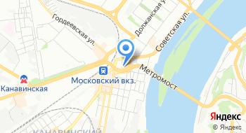 УФК по Нижегородской области, отделение №57 на карте