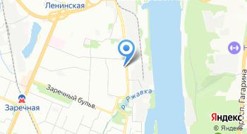 Карта на карте