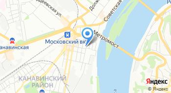 СМТК-НН на карте