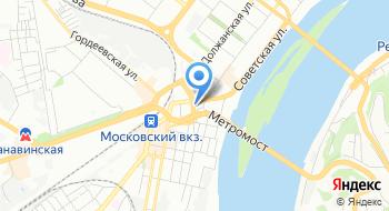 Веб-студия Р52.ру на карте