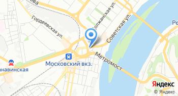 Государственная инспекция по надзору за техническим состоянием самоходных машин и других видов техники Канавинского района Нижегородской области на карте