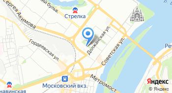 СЦ Страна-ИТ на карте
