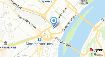 ЧУ Средняя общеобразовательная школа Ор Авнер на карте