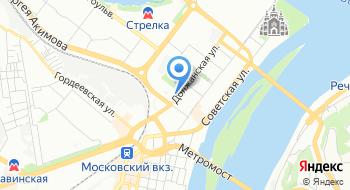 Государственный научно-исследовательский вычислительный центр ФНС РФ филиал в ПФО на карте
