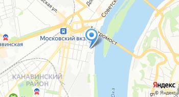 Нижегородский Планетарий им. Г. М. Гречко на карте