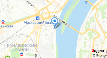 Нижегородский планетарий на карте