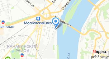 Театр нового поколения Зазеркалье на карте