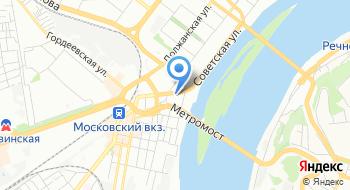 Нижегородский Областной УКЦ на карте