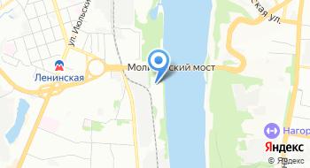 Яхт-клуб ОКА на карте