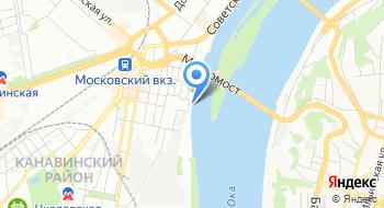 Гостинично-развлекательный комплекс на волне на карте