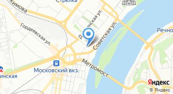 ФГКУ УВО ГУ МВД России по Нижегородской области на карте