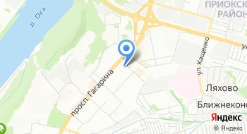АС СпецЭнерго на карте