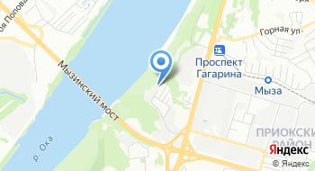 СПГНН на карте