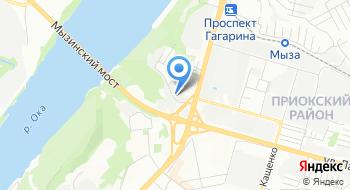 ТК ПромАлюминий на карте
