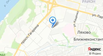 MediaPrint на карте