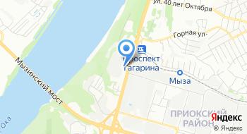 Метэк-Энерго на карте