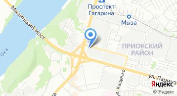 Концерн Термаль на карте