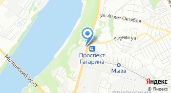 Кафе Спартак на карте