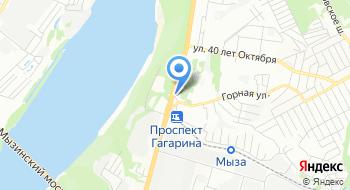 Салон Ваша фотография на карте