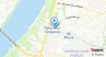 Промис на карте