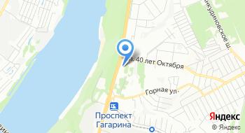 Управление образования администрации Приокского района на карте