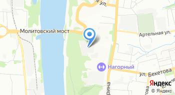 Нижегородский областной спортивно-стрелковый клуб на карте