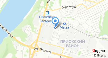ФГБУ Сэу ФПС Ипл по Но на карте