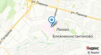 Нижегородская областная психоневрологическая больница № 1 им. П. П. Кащенко на карте