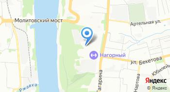 Такси Дубровка на карте