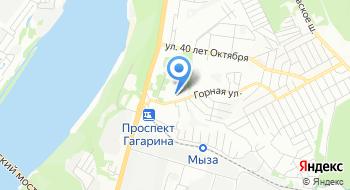 МБУ ДО ДЮСШ Радий на карте