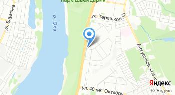 Мкук ЦККиД филиал ЦБС Зарница на карте