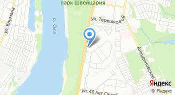 Нотариусы на карте