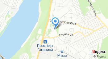 Альта Дженнетик Нижний Новогород на карте
