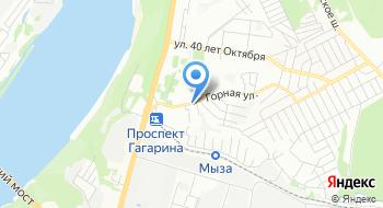Институт пищевых технологий и дизайна на карте