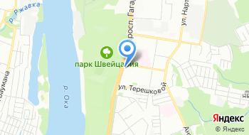 Читайна на карте