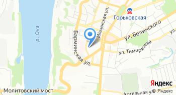 КонсультантПлюс РИЦ388 на карте
