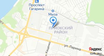 Интернет-магазин Dverka52 на карте