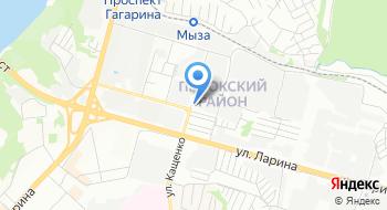 Бестойл на карте