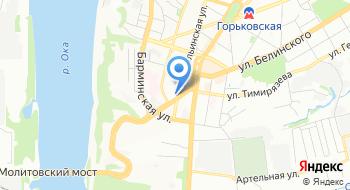 Гост Ремонт на карте