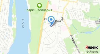 Милый След на карте